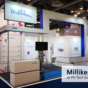 Milliken PU Tech Exhibition