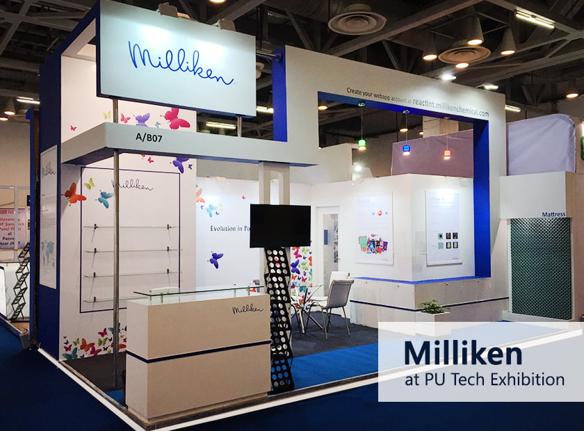 Experiential Marketing For American Chemical Company, Milliken