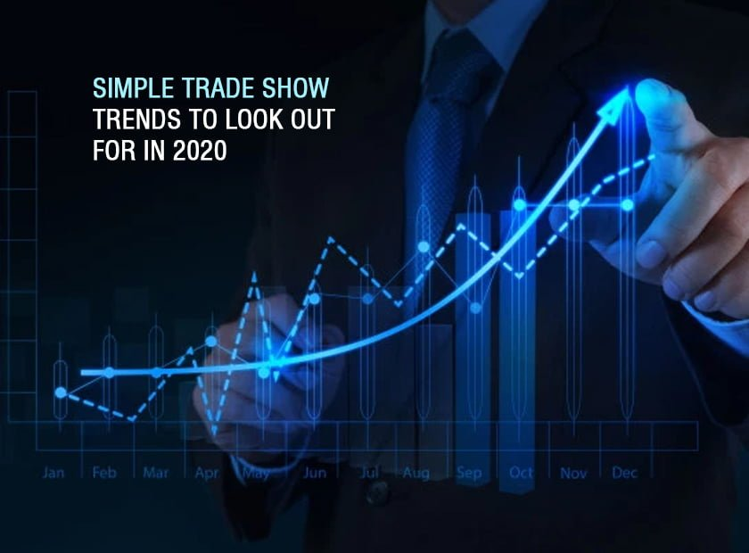 Simple Trade Show Trends to Look Out for in 2020