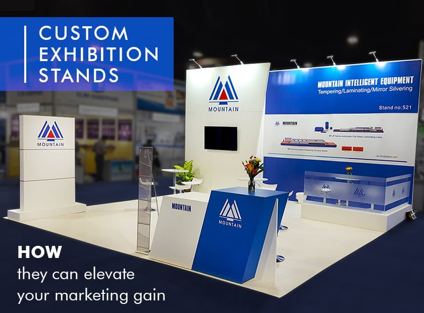 Custom Exhibition Stands and How They Can Add Value to Your Brand